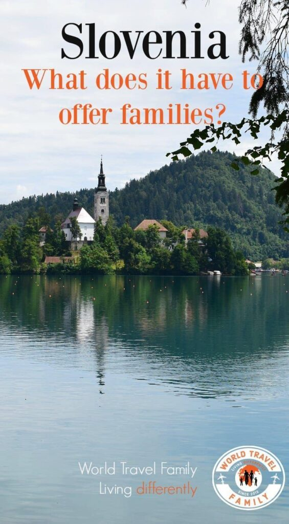 Slovenia for families