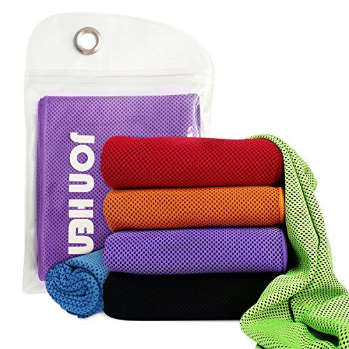Microfibre cooling towel for travel, sport or menopause. They work!