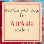 Air Asia Carry On - Bags For Air Asia Size Regulations