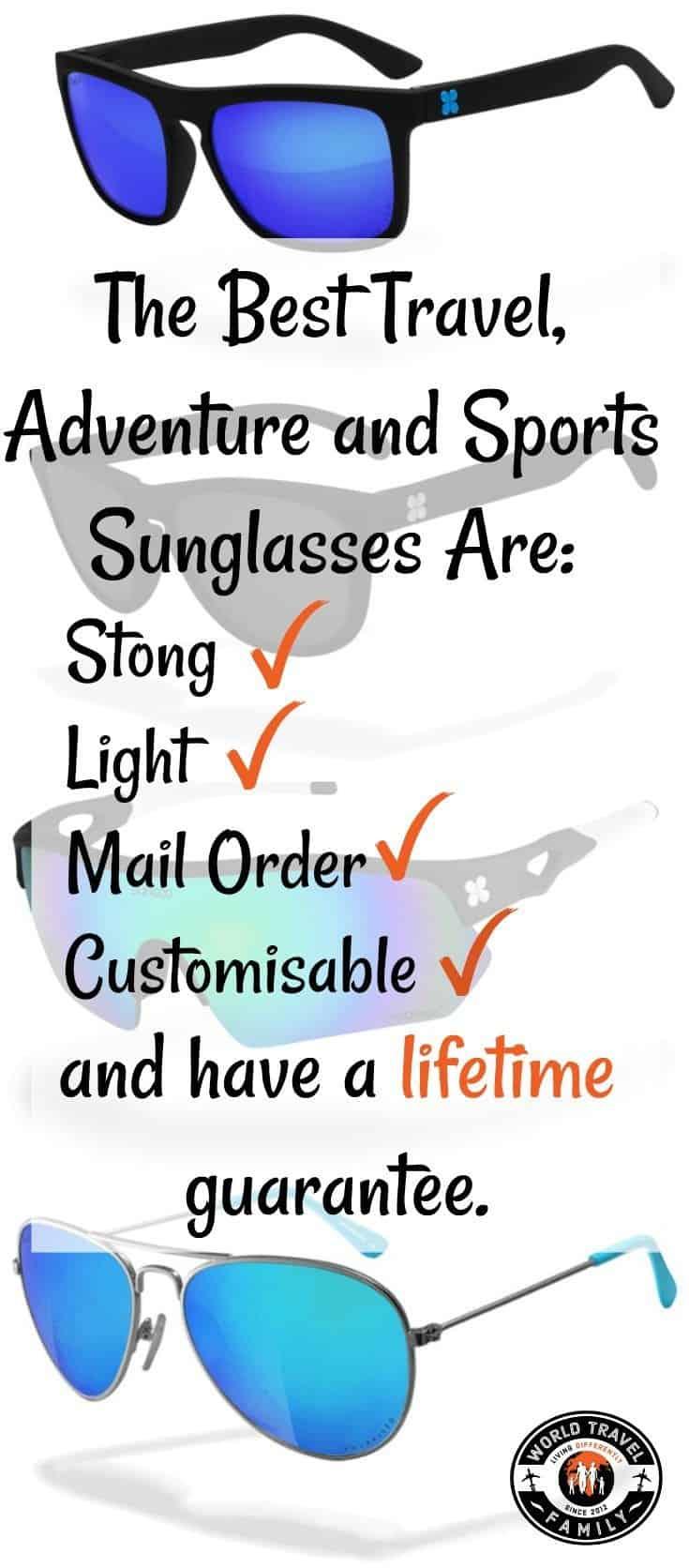 Best Travel Sunglasses Sungod