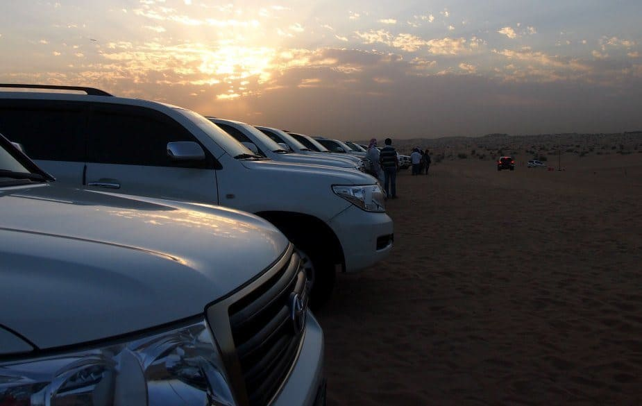 Get Your Guide Dubai Desert Safari Tours
