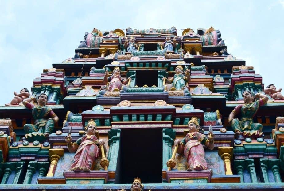 Hindu Temple Saigon