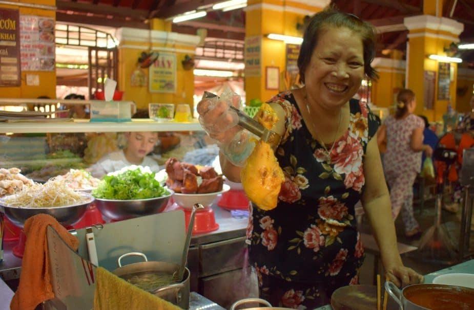 Hoi An Market Street Food