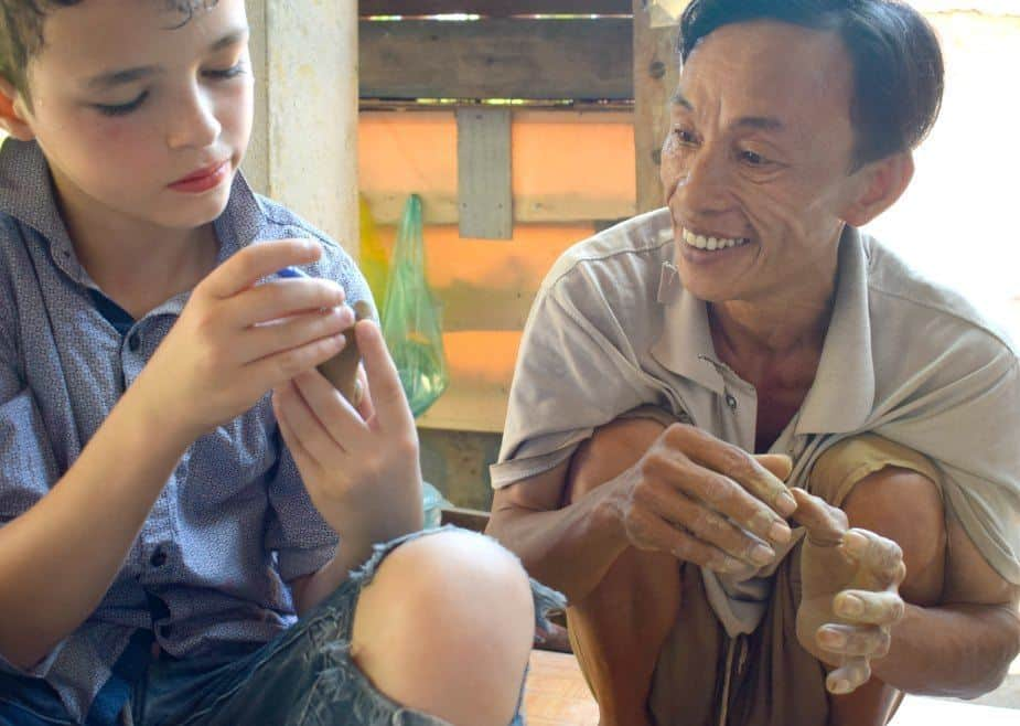 Hoi An Pottery Village Pottery Classes