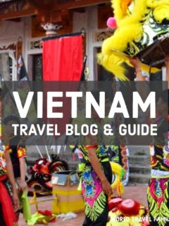 Vietnam Travel Blog Guide