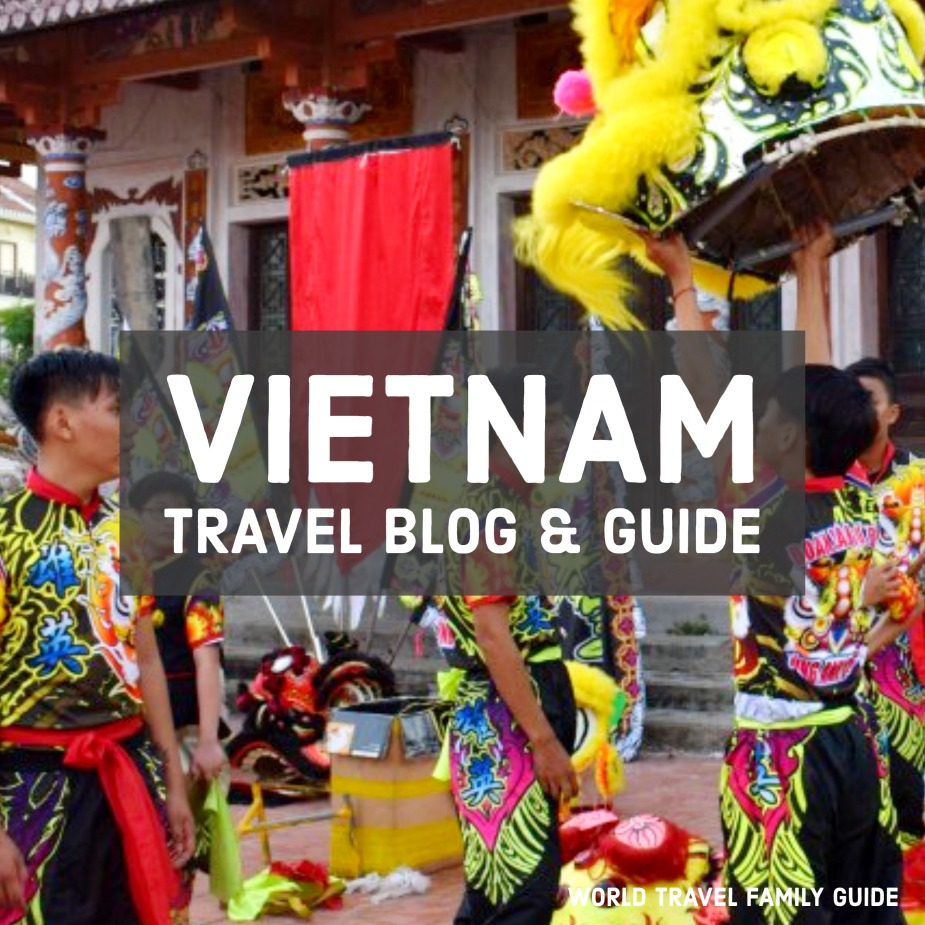 Vietnam Travel Blog Guide