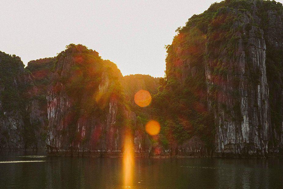 Vietnam Travel Blog Halong Bay