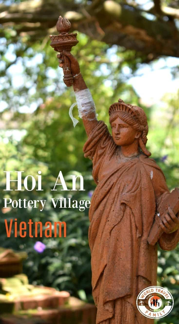 Vietnam Travel Hoi An Pottery Village