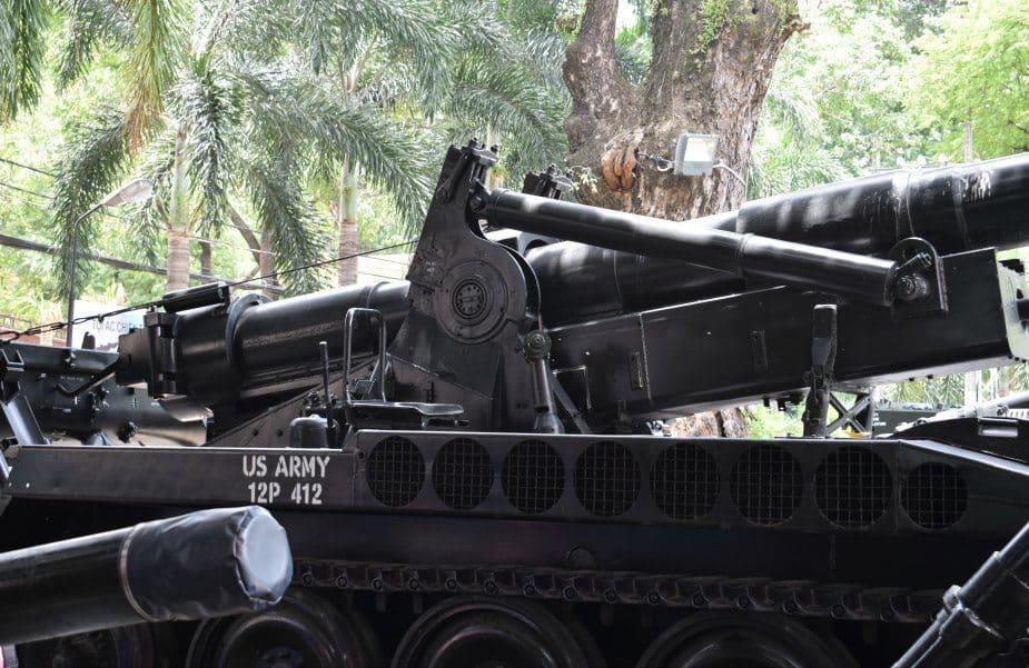 War Museum Saigon Weapons - Things to do in Saigon
