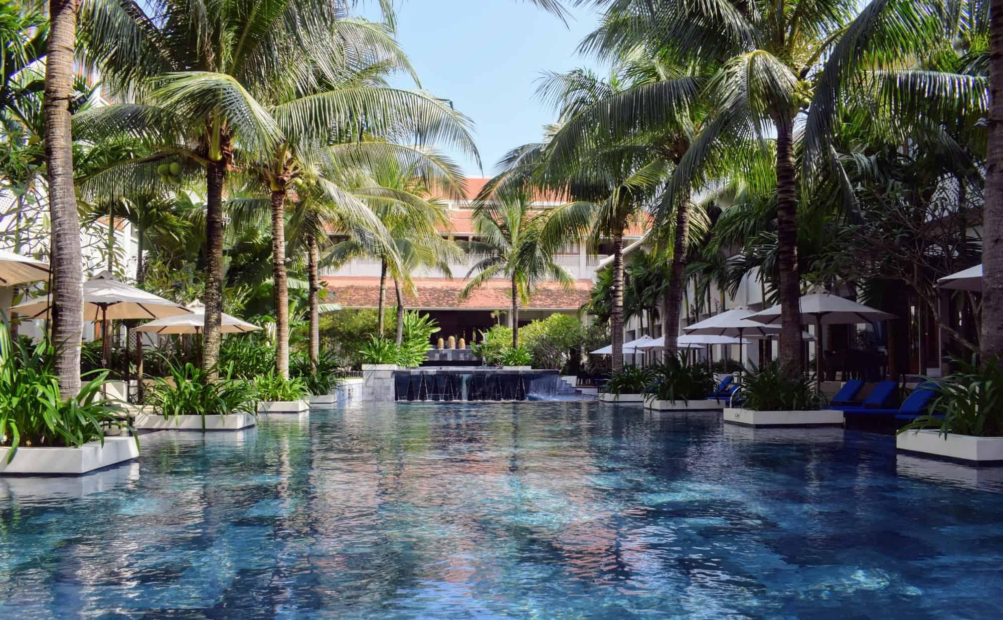 Almanity Hotel Hoi An Pools