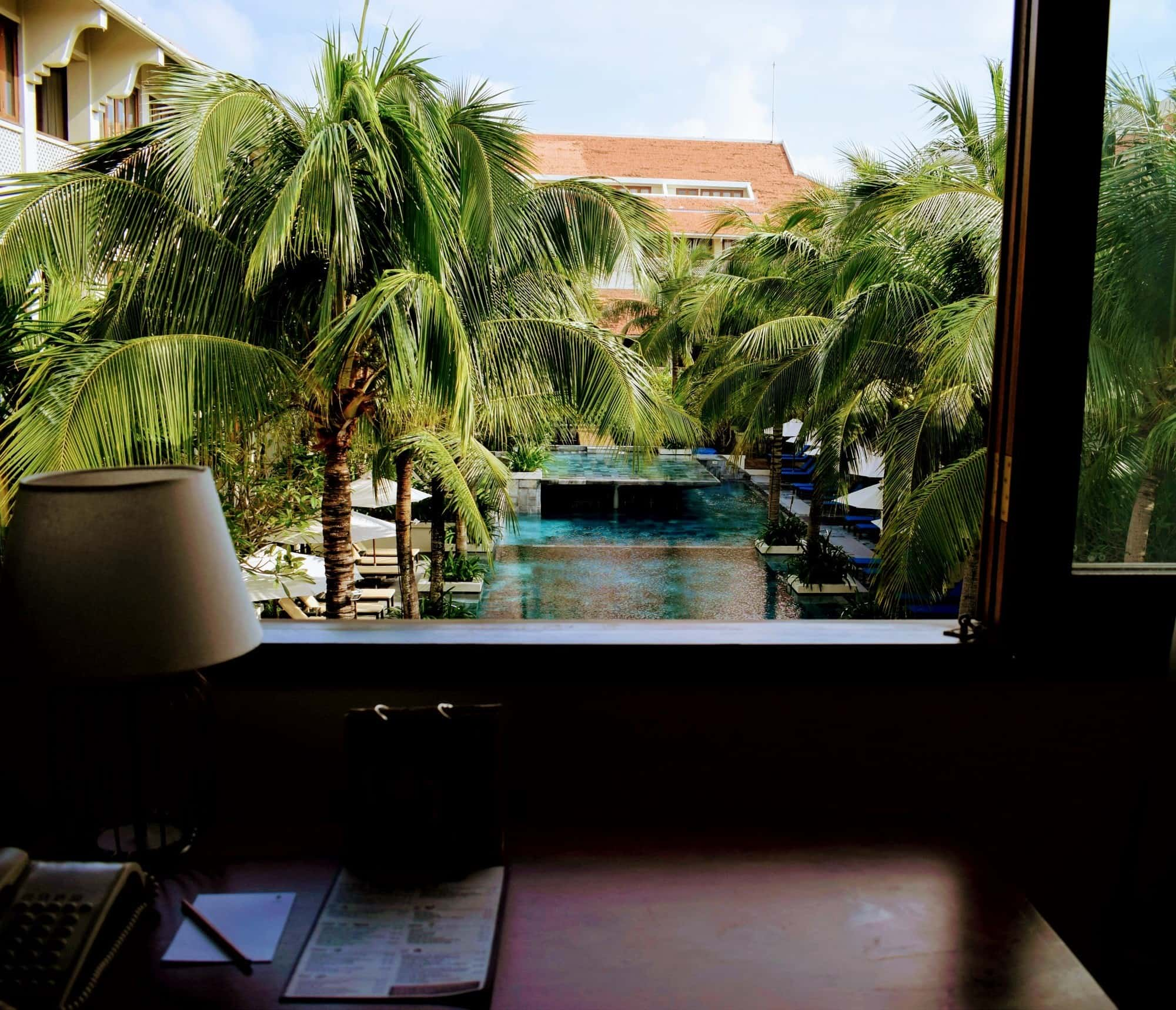 Almanity Hotel Hoi An rooms pool view