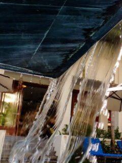 Almanity Resort Hoi An Vietnam Waterfall