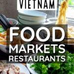 Hoi An Food Markets Restaurants