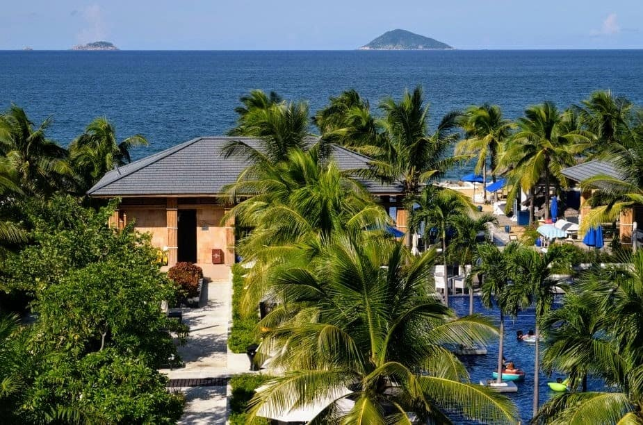 Sunrise Premium Resort Hoi An Luxury Hotel Vietnam Travel Blog
