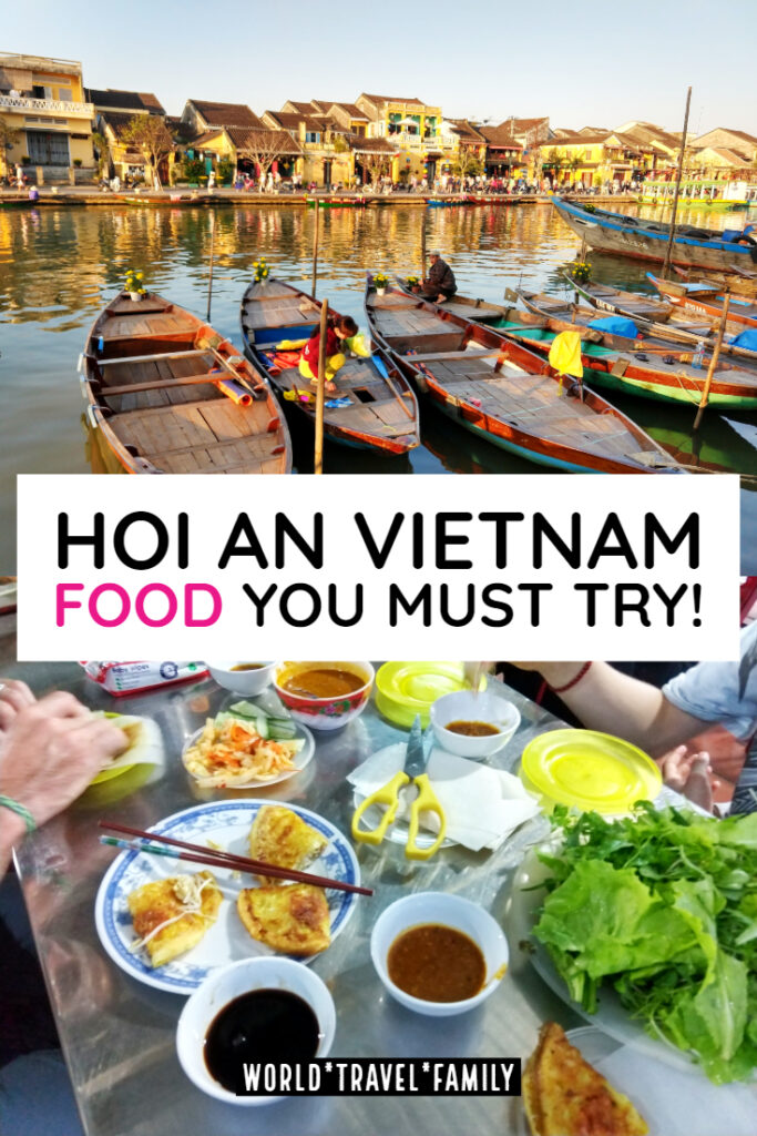 Hoi An Vietnam, Food, Markets and Restaurants you must try Pinterest