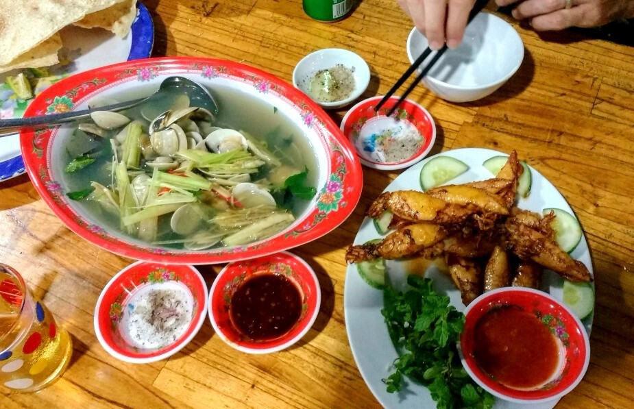 Hoi An Vietnamese Sea Food