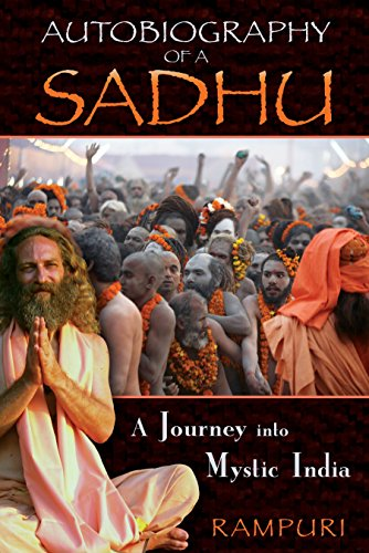 best books about india autobiography of a sadhu mystic india