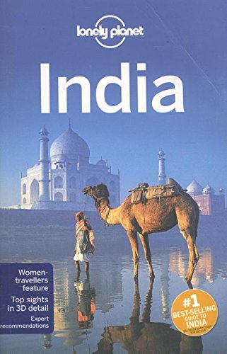 best india travel books lonely planet india