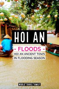 Hoi An Ancient town floods flooding