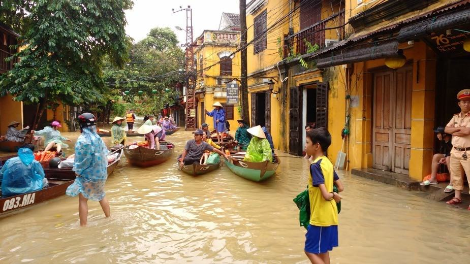 Hoi An Flooding 6 the November 2017