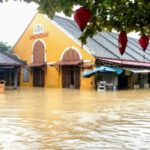 Hoi An flooding at the market