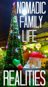 Nomadic Family Life Realities