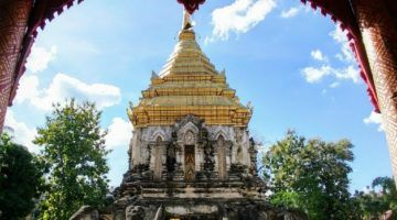 Places to visit in Northern THailand Chiang Mai Temples