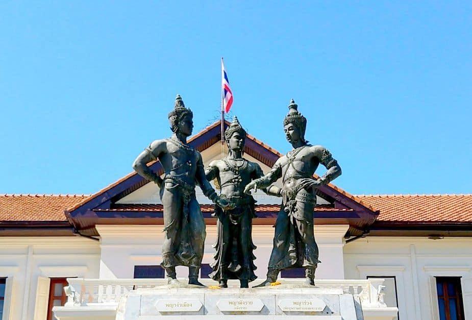 The Three Kings Chiang Mai