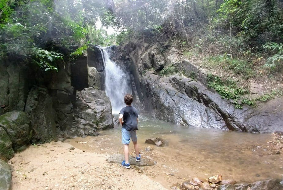 Things to do in chiang rai visit waterfall trek