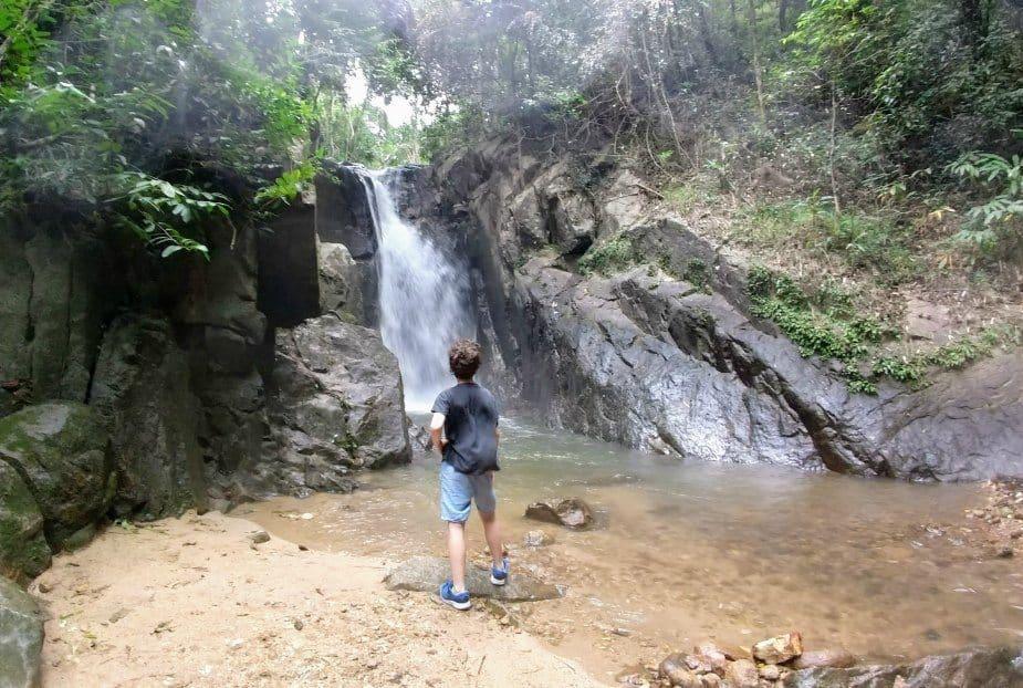 Things to do in chiang rai visit waterfall trek
