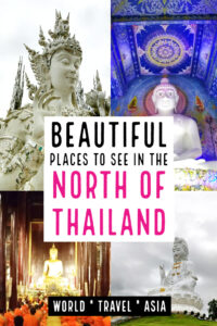 beautiful places to see in the north of thailand
