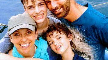 nomadic family life