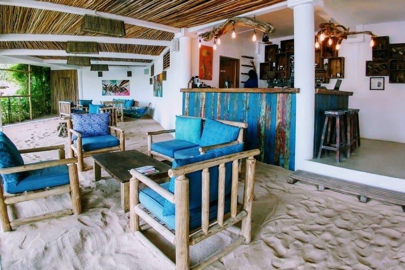 Bar at Telunas Private Island
