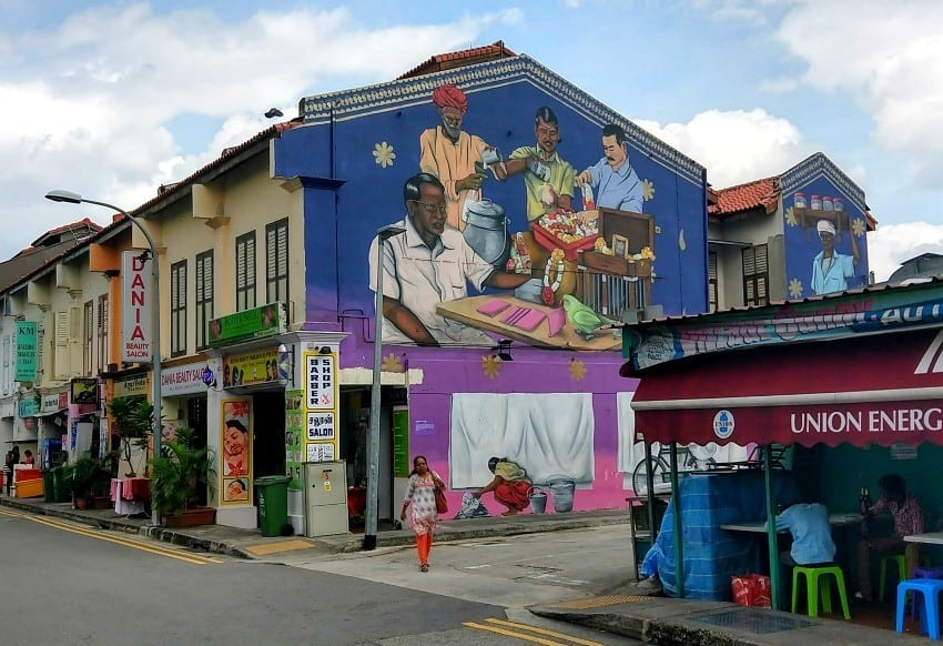 Places to See in Singapore Little India
