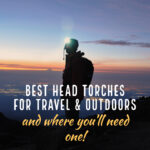Best Head Torch For Travel and Outdoors