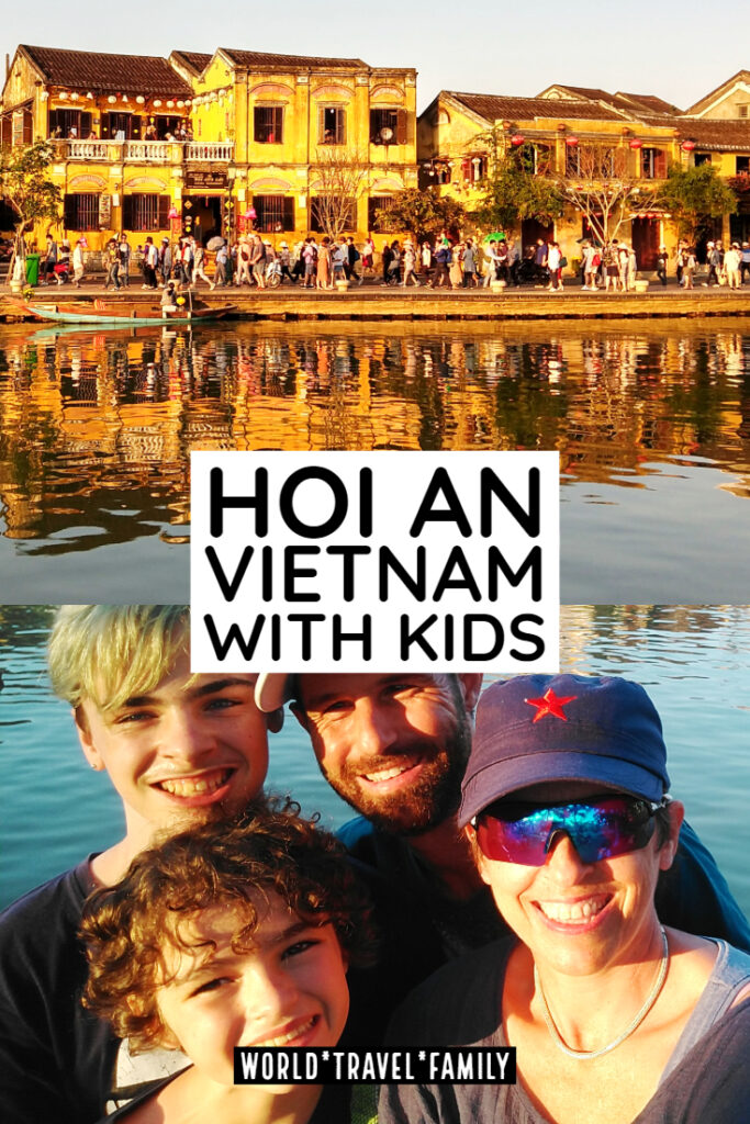 Hoi An Vietnam With Kids