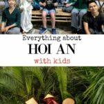 Hoi An with kids Pinterest