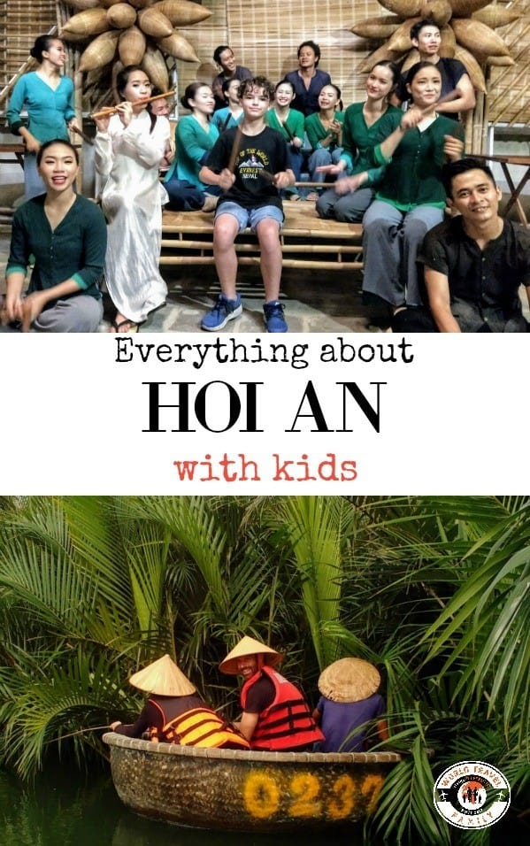 Hoi An with kids Pinterest