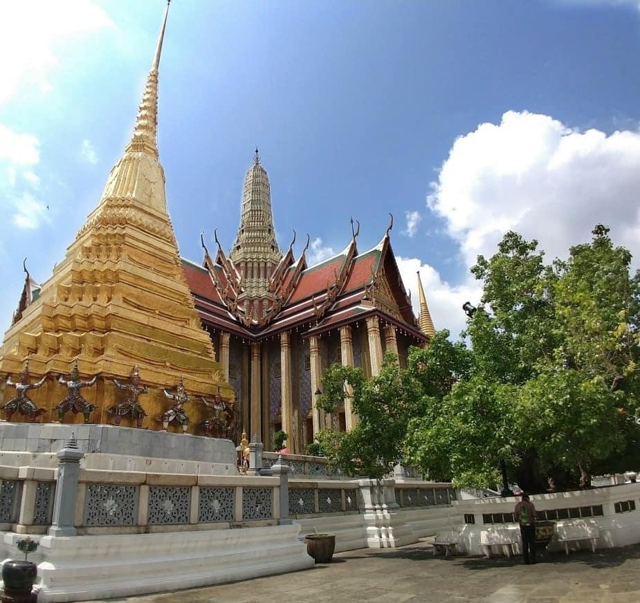 Bangkok Grand Palace Thailand Itinerary