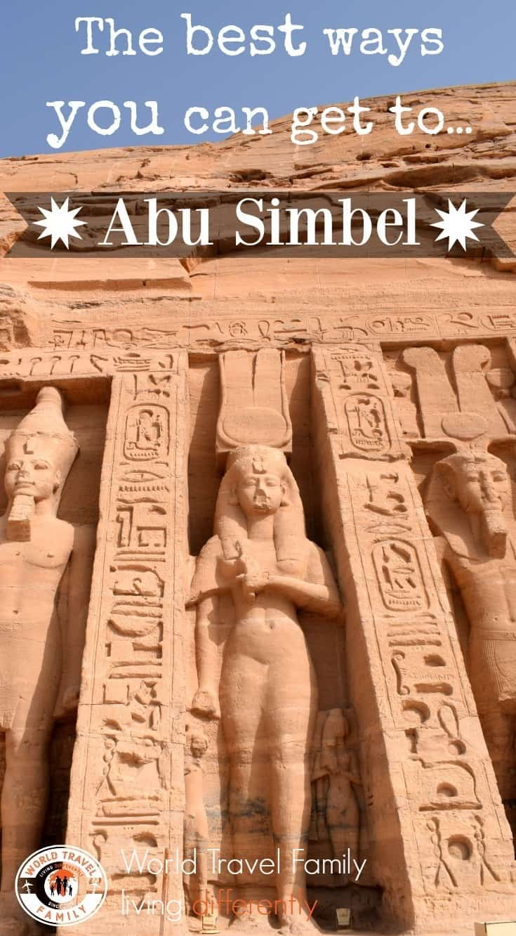 Best Ways to Get to Abu Simbel Egypt