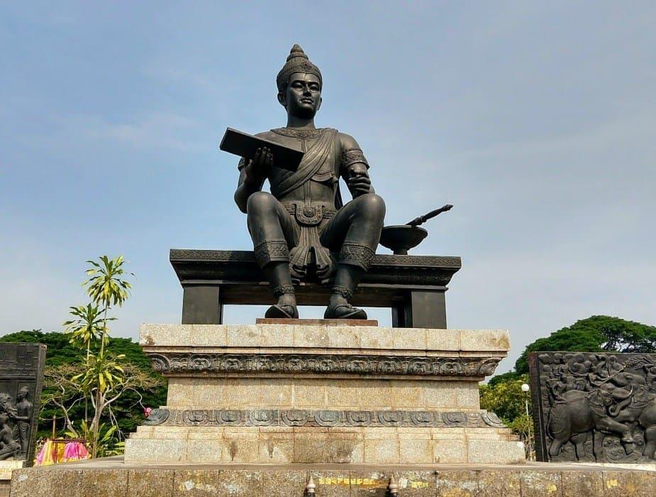 King Ramkhamhaeng Sukhothai Historical Park Thailand