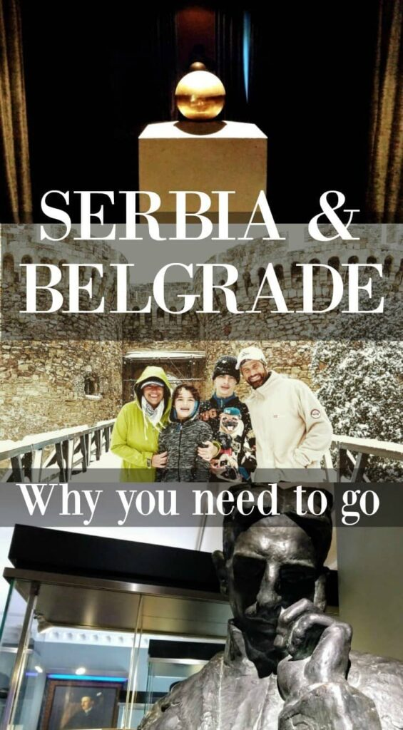 Visiting Serbia and Belgrade