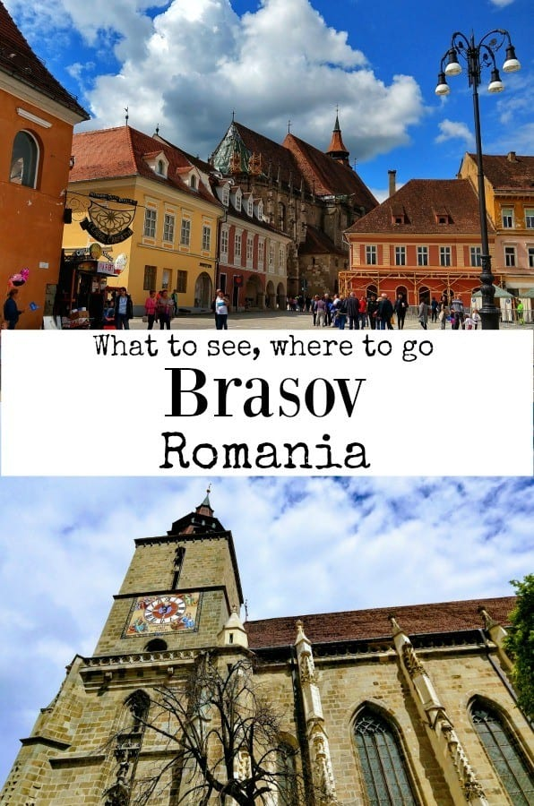 Brasov Romania What to see and where to go