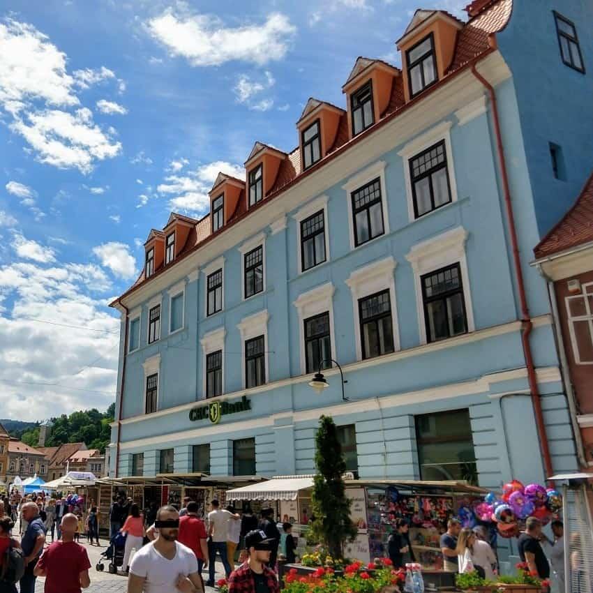 Brasov Transylvania