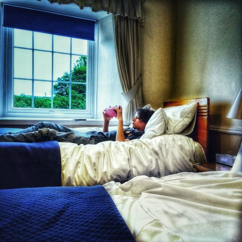 Bed and Breakfast in Jedburgh Scotland