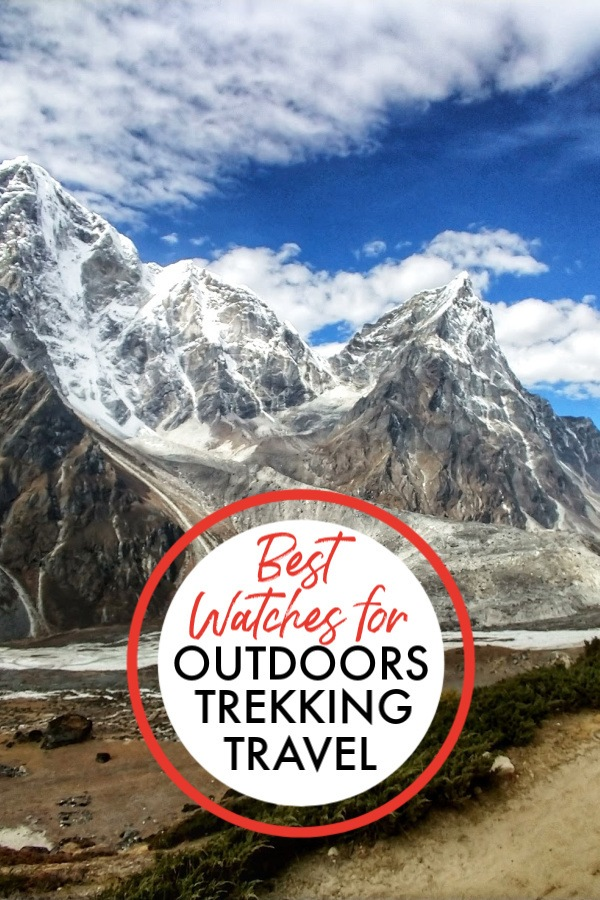 Best trekking watches for Outdoors Trekking Travel