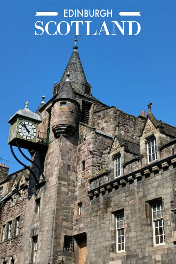 Edinburgh Old Town Scotland Blog Guide