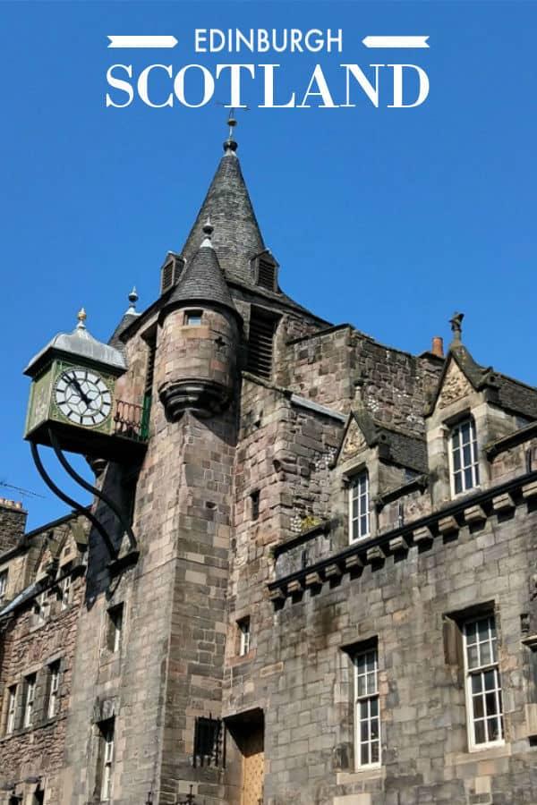 Edinburgh Old Town Scotland Blog Guide