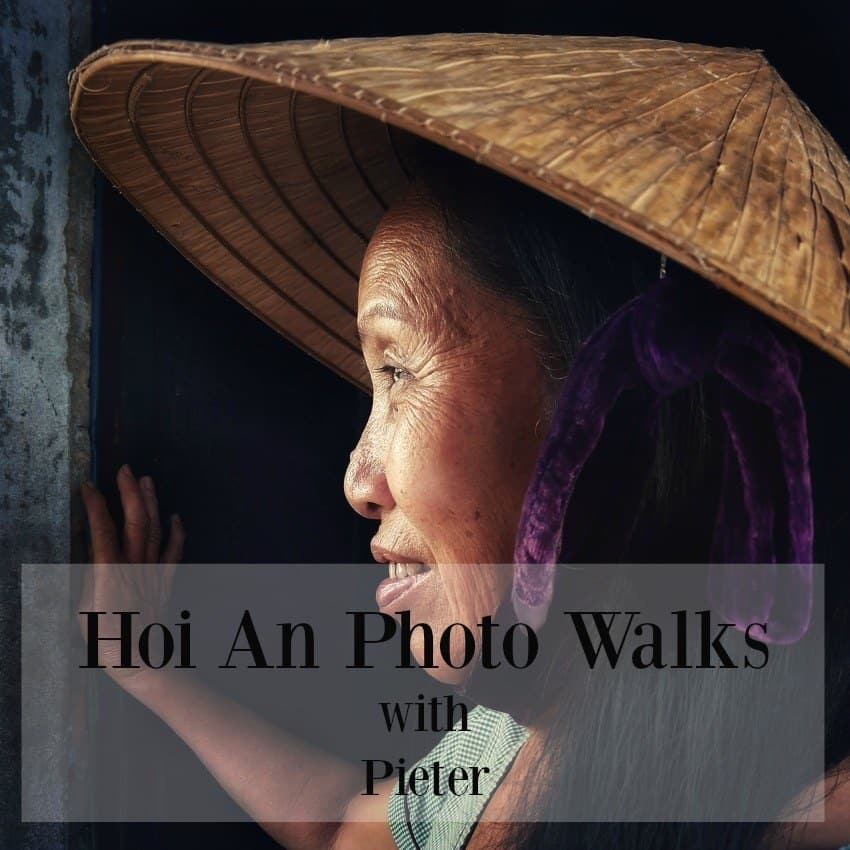 Hoi An Photo Tours and Walks with Pieter