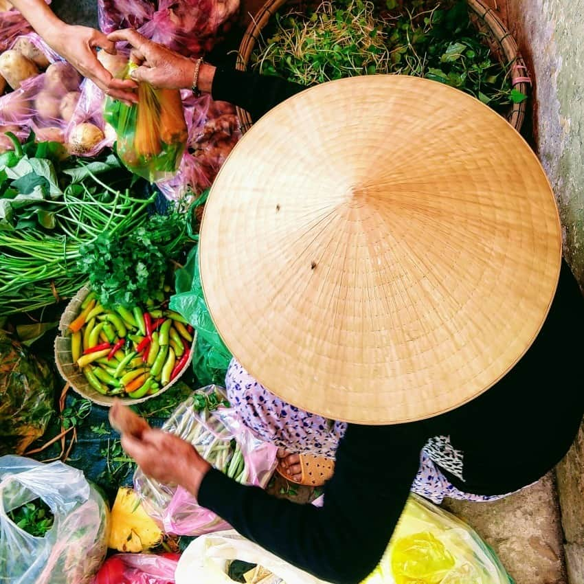 Hoi An photo tour Hoi An Market